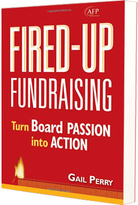 Fired Up Fundraising: Turn Board Passion into Action