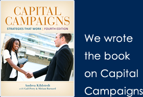 We wrote the book on Capital Campaigns