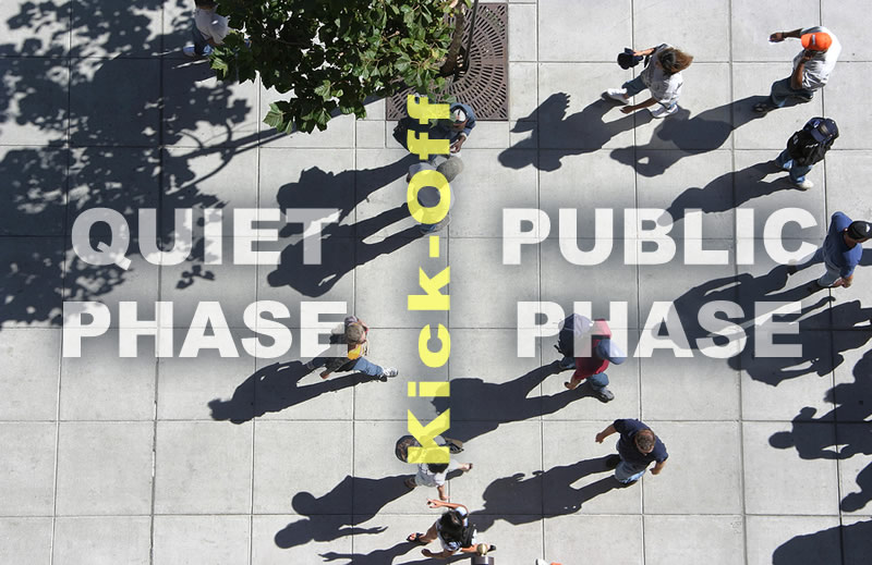 Phases of a Capital Campaign: A Bird's Eye View