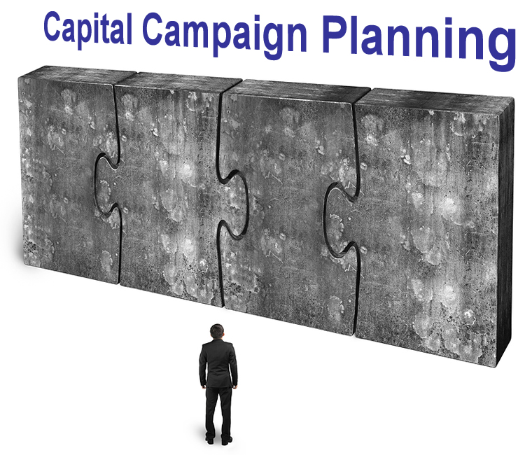 4 Essential Building Blocks to Plan a Gangbuster Capital Campaign