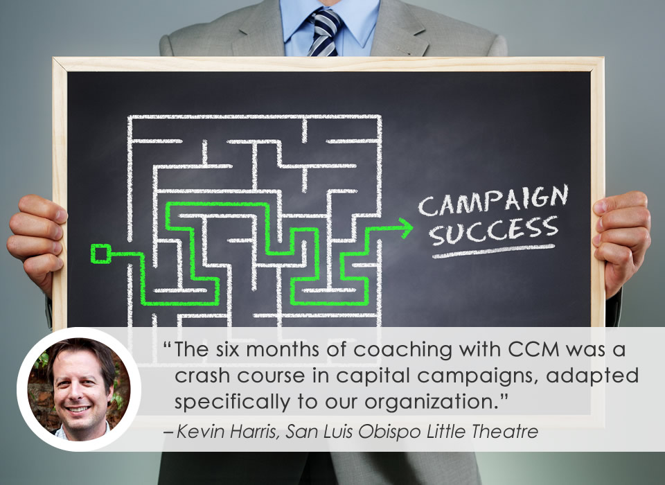 Capital Campaign Coaching