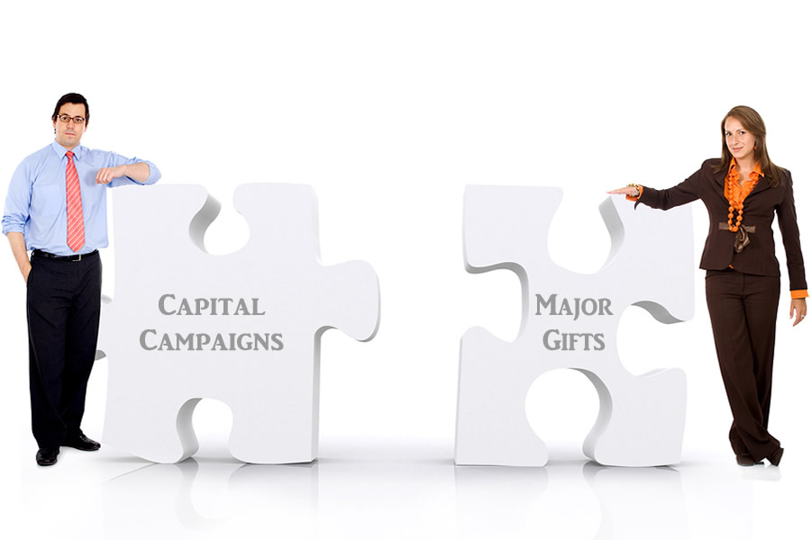 Build your Capital Campaign with a strong Major Gift Program