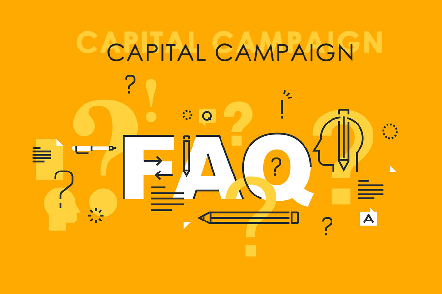 Top 7 Capital Campaign FAQs